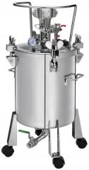 1-1不銹鋼拋光系列壓力桶