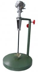 五加侖桶用圓盤底座手動升降型