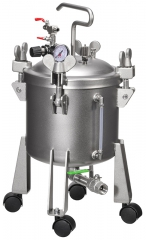 液位顯示型不銹鋼壓力桶